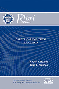 Cartel Car Bombing