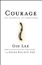 Courage the backbone of leadership