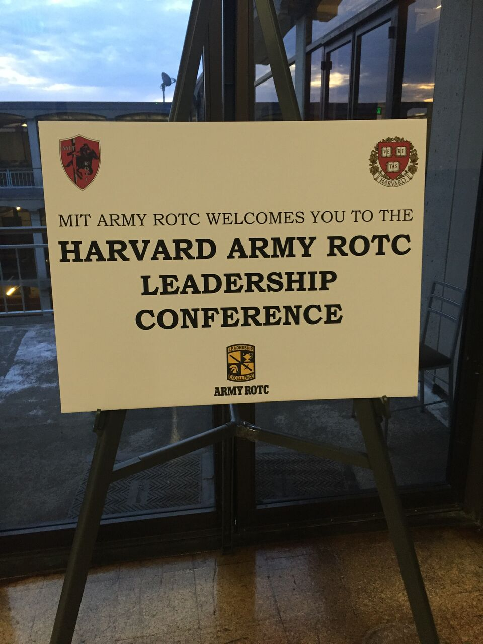 HARVARD ROTC Leadership