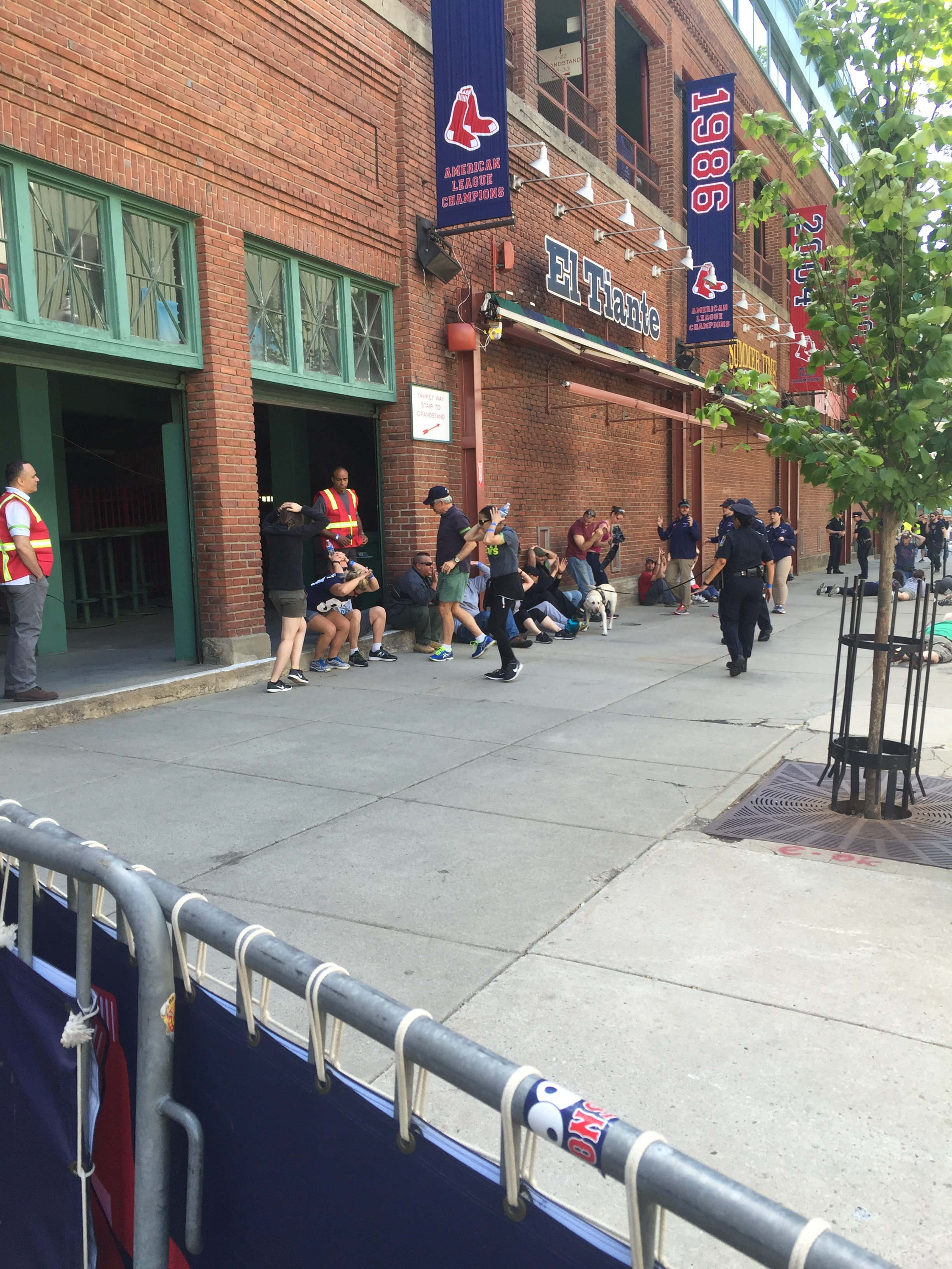 Fenway Park Training Exercise good or bad