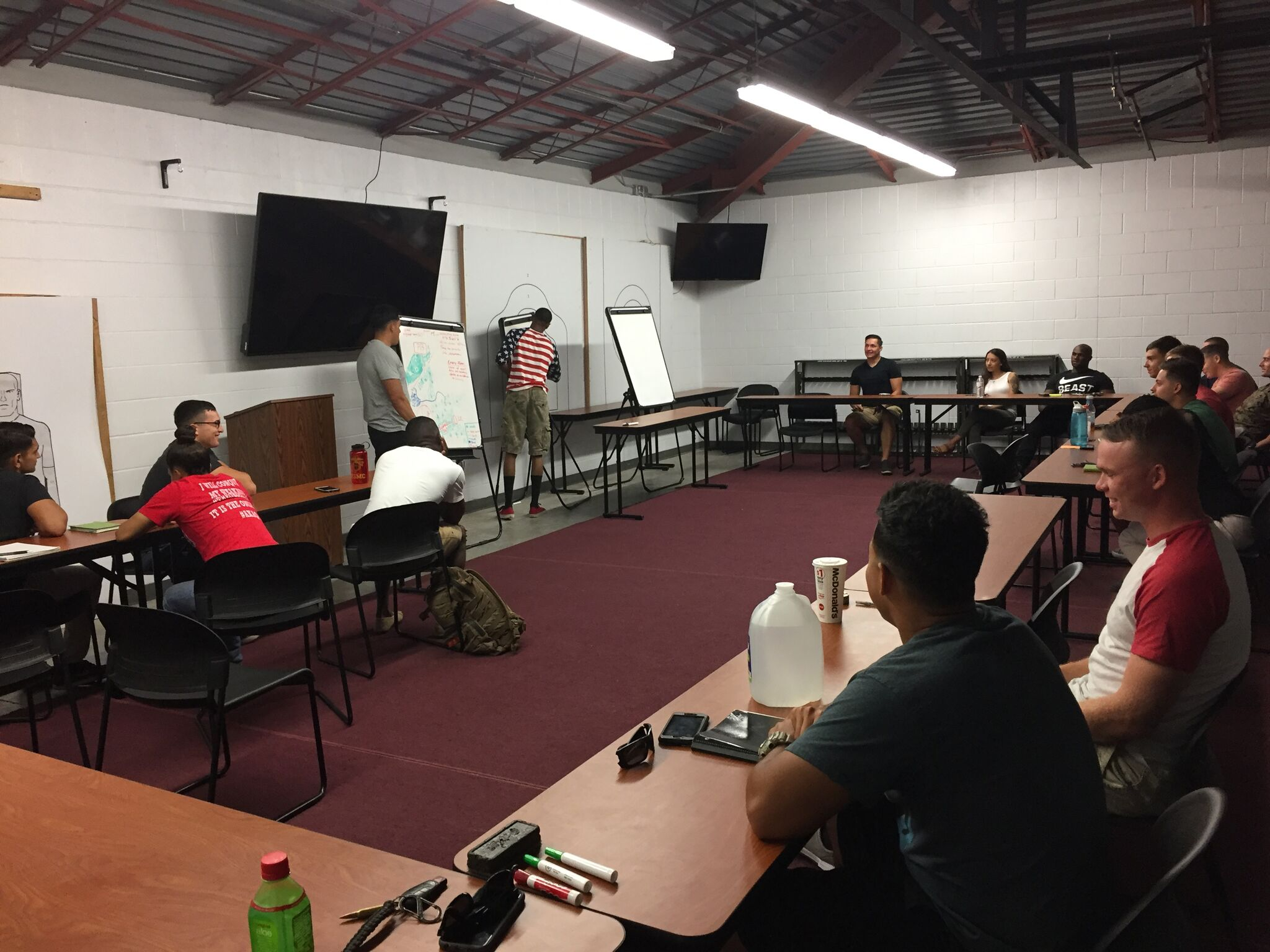 USMC Classroom 2