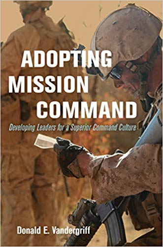 Adopting Mission Command